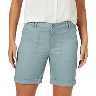 Lee Jeans Women's Regular Fit Utility Chino Walkshort