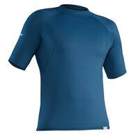 NRS Men's H2Core Rashguard Short-Sleeve Shirt