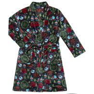 Sovereign Athletic Boy's Camping Fleece Robe