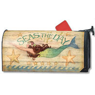 MailWraps Mermaid Magnetic Mailbox Cover