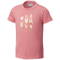 Columbia Girls' Trailastic Short-Sleeve T-Shirt