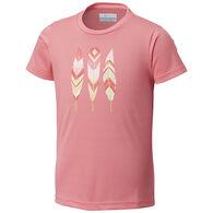 Columbia Girls' Trailastic Short-Sleeve T-Shirt
