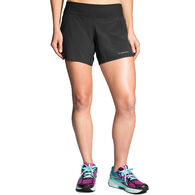 "Brooks Women's Chaser 5"" Running Short"