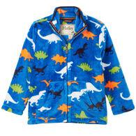 Hatley Toddler Boy's Dino Herd Fuzzy Fleece Jacket