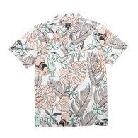 Grundens Men's Dark Seas Cranston Short-Sleeve Shirt