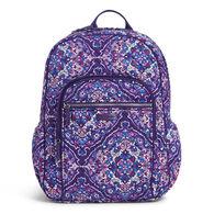 Vera Bradley Signature Cotton Campus 26 Liter Backpack