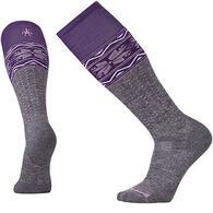 SmartWool Men's PhD Slopestyle Medium Wenke Cushion Ski Sock