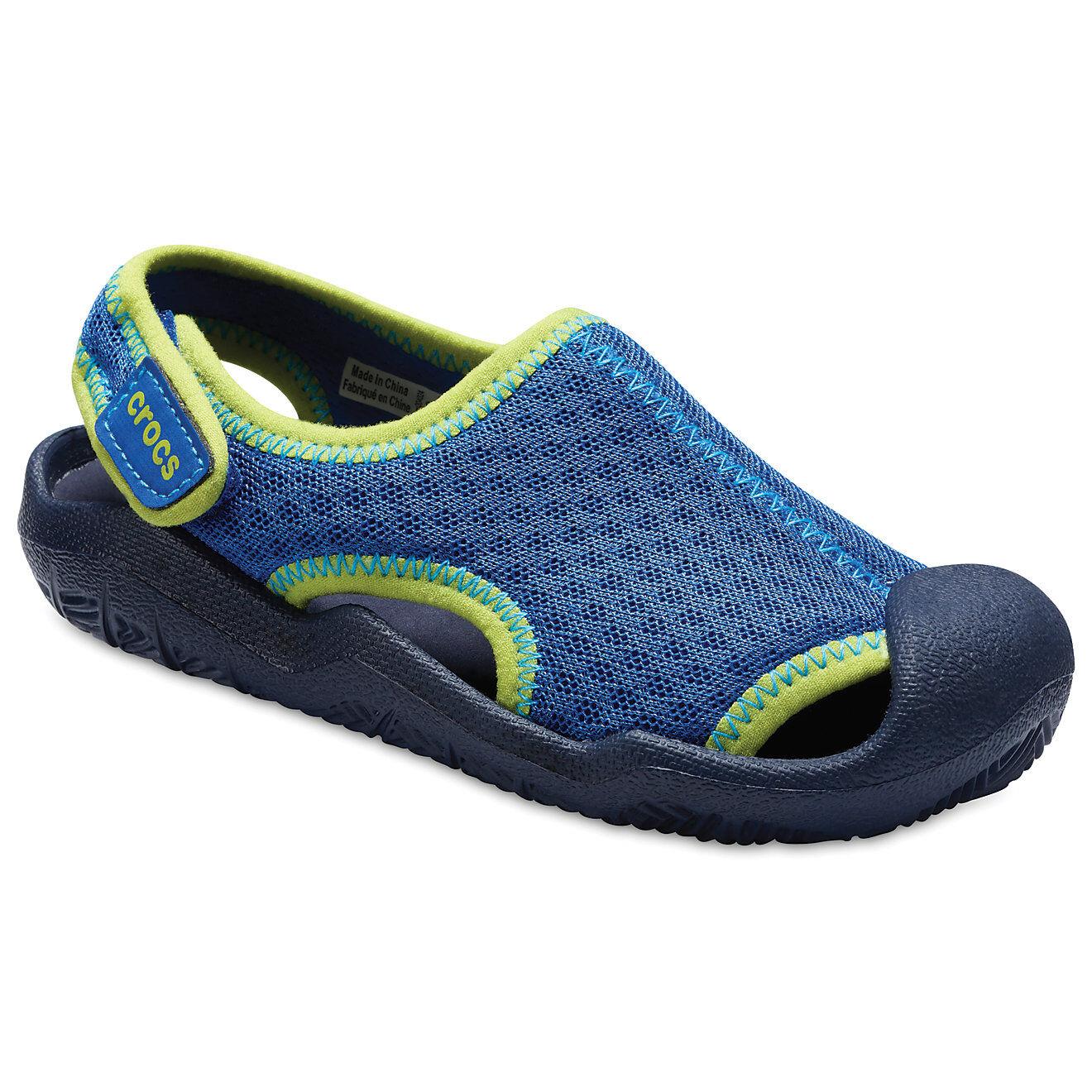Post Swiftwater Boys'amp; Girls' Crocs SandalKittery Trading lJFcKT31