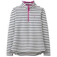Joules Women's Fairdale Half Zip Pullover Top