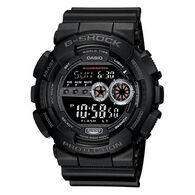 Casio G-Shock GD100-1B Shock-Resistant Watch