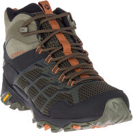 Merrell Men's Moab FST 2 Mid Waterproof Hiking Boot
