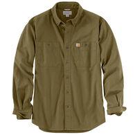 Carhartt Men's Big & Tall Rugged Flex Rigby Long-Sleeve Work Shirt