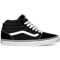 Vans Men's Ward Hi Suede Canvas Sneaker