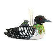 Cape Shore Loon Ornament