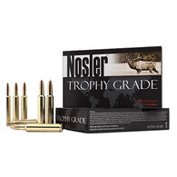 Nosler Trophy Grade Long Range 26 Nosler 129 Grain ABLR BT Rifle Ammo (20)