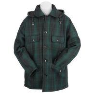 Johnson Woolen Mills Men's Classic Button Mackinaw Jacket