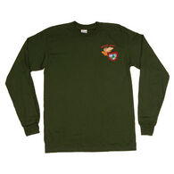 Maine Inland Fisheries and Wildlife Long-Sleeve T-Shirt - Moose Hunt