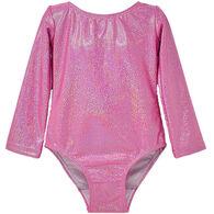 Flap Happy Girl's Charlie Rashguard Long-Sleeve Swimsuit