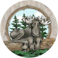 Thirstystone Big Sky Moose Coaster Set, 4-Piece