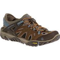 Merrell Women's All Out Blaze Sieve Water/Trail Shoe