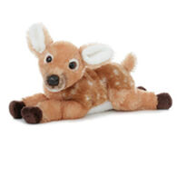 "Aurora Farrah Fawn 12"" Plush Stuffed Animal"