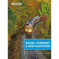 Moon: Maine, Vermont & New Hampshire by Jen Rose Smith
