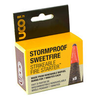 UCO Stormproof Sweetfire Strikeable Fire Starter - 8 Pk.