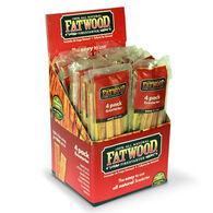Wood Products 4-Piece Bag Fatwood Firestarter