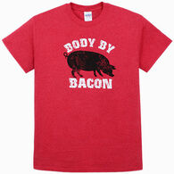 Pacific Art Men's Body By Bacon Short-Sleeve T-Shirt