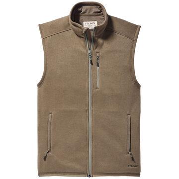 Filson Mens Ridgeway Fleece Vest