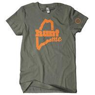 LiveME Men's Big & Tall HuntME Short-Sleeve T-Shirt