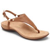 5451ad053c0 Vionic Women s Kirra Backstrap Sandal