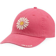 Life is Good Women's Pop Pink Daisy Chill Cap