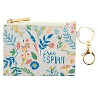 Karma Women's Free Spirit Zip ID Holder