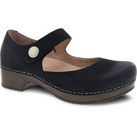 Dansko Women's Beatrice Burnished Nubuck Leather Clog