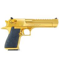 """Magnum Research Desert Eagle Mark XIX Titanium Gold 50 AE 6"""" 7-Round Pistol"""