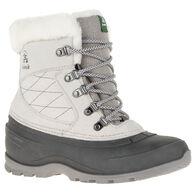 Kamik Women's SnoValleyL Waterproof Insulated Winter Boot