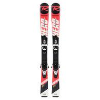 Rossignol Children's Hero Jr. KX Alpine Ski w/ Bindings