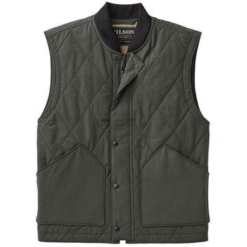 Filson Mens Quilted Pack Vest