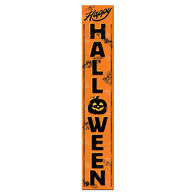 My Word! Happy Halloween Porch Board