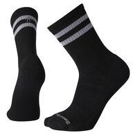 SmartWool Men's Athletic Light Elite Stripe Crew Sock