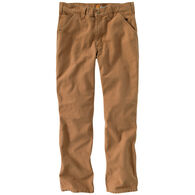 Carhartt Men's Washed Duck Relaxed Fit Jean