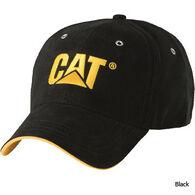 CAT Apparel Men's Microsuede Trademark Cap