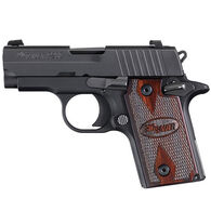 "SIG Sauer P238 Rosewood 380 Auto 2.7"" 6-Round Pistol - MA Compliant"
