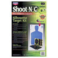 Birchwood Casey Shoot-N-C Silhouette Target Kit