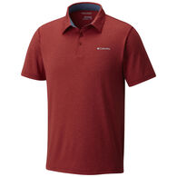 Columbia Men's Tech Trail Polo Short-Sleeve Shirt