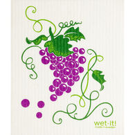 Wet-it! Swedish Cloth - Grapevine