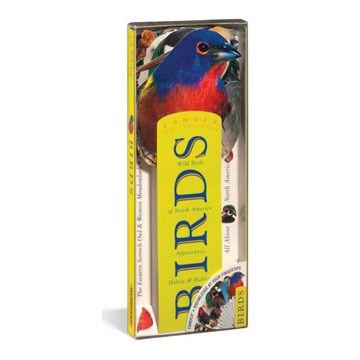 Fandex Family Field Guides: Birds by Michael W. Robbins