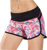 "New Balance Women's Impact 4"" Graphic Short"