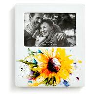 Big Sky Carvers Sunflower Ceramic Photo Frame